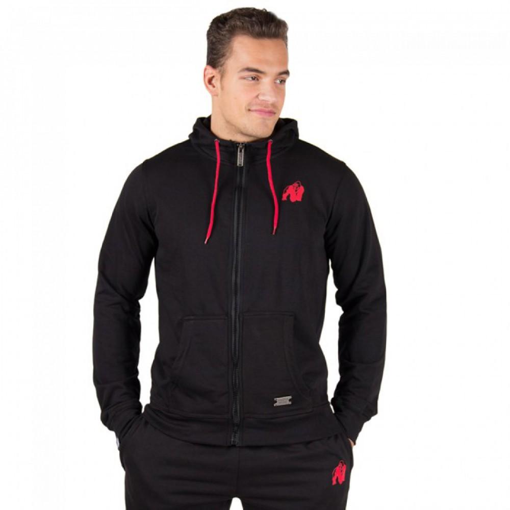Олимпийка Classic Zipped Hoodie Black
