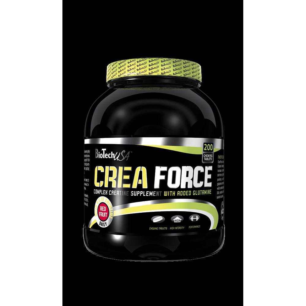 Креатин Crea Force BioTech USA (200 табл.)