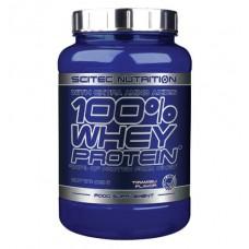 100% Whey Protein Scitec Nutrition (920 гр)