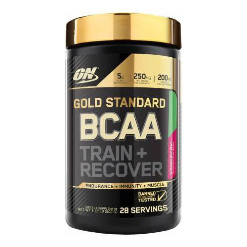 Gold Standard BCAA Train + Recover Optimum Nutrition (280 гр)