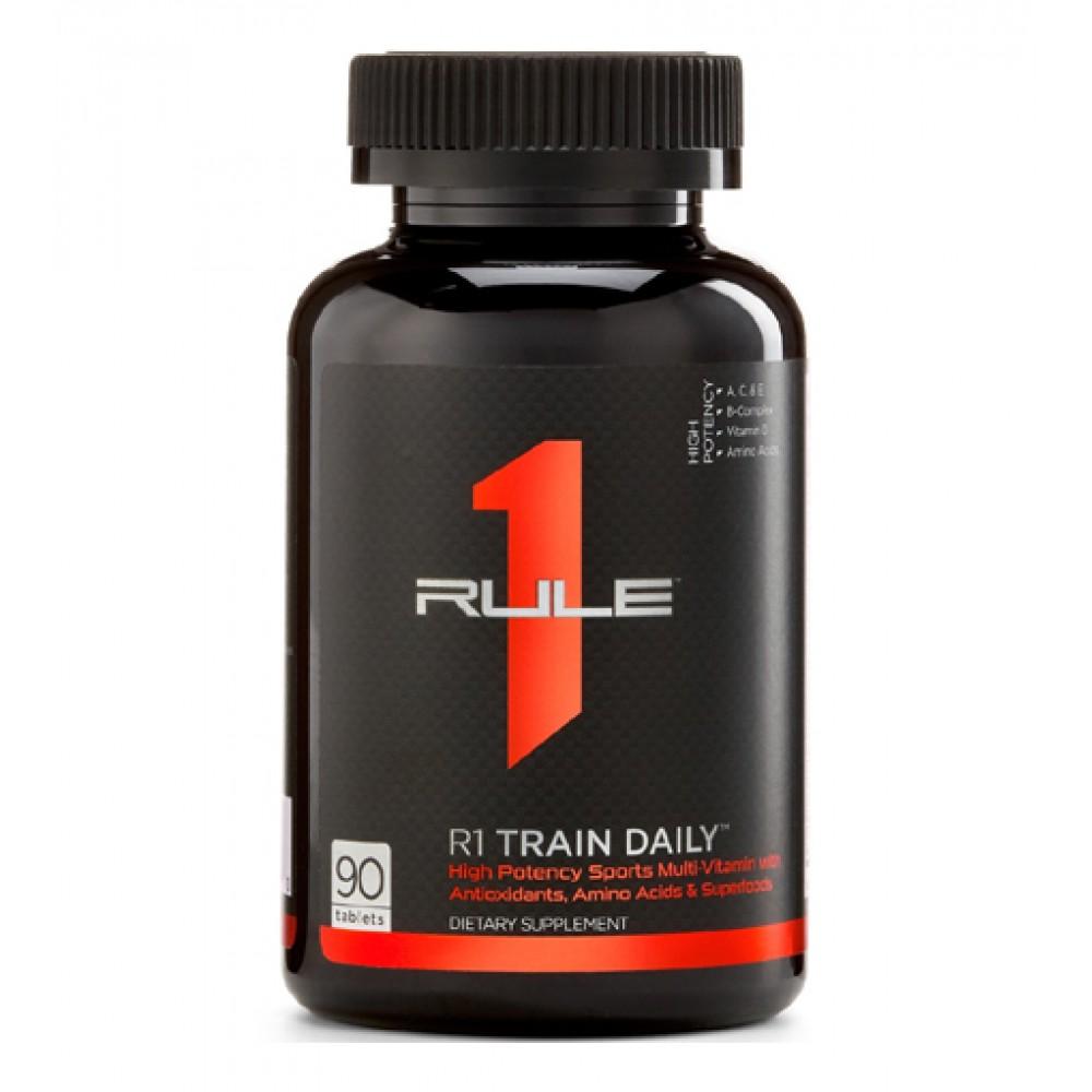 Train Daily Rule One (90 табл)
