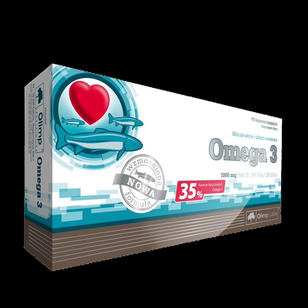Omega-3 35% Olimp Labs (60 капс)