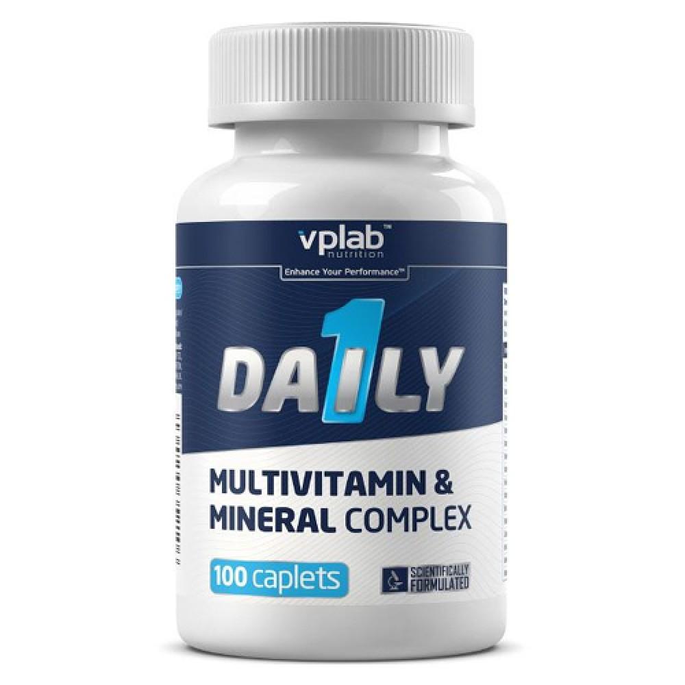 Daily Multivitamin VP Lab (100 капс)