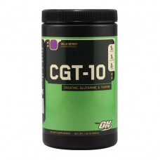 CGT-10 Creatine-Glutamine-Taurine Optimum Nutrition (600 гр)