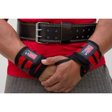 Бинт кистевой  Wrist Wraps PRO Black Red