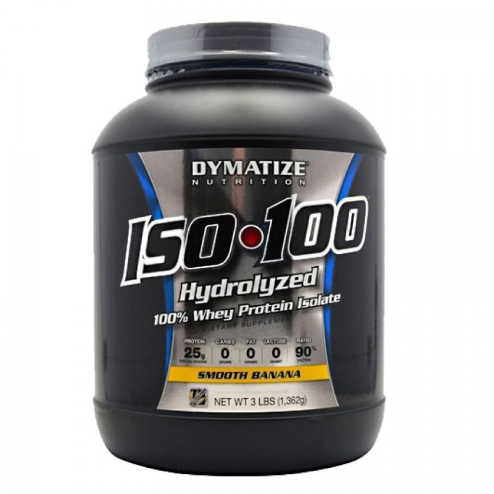ISO 100 Dymatize Nutrition (1362 гр)