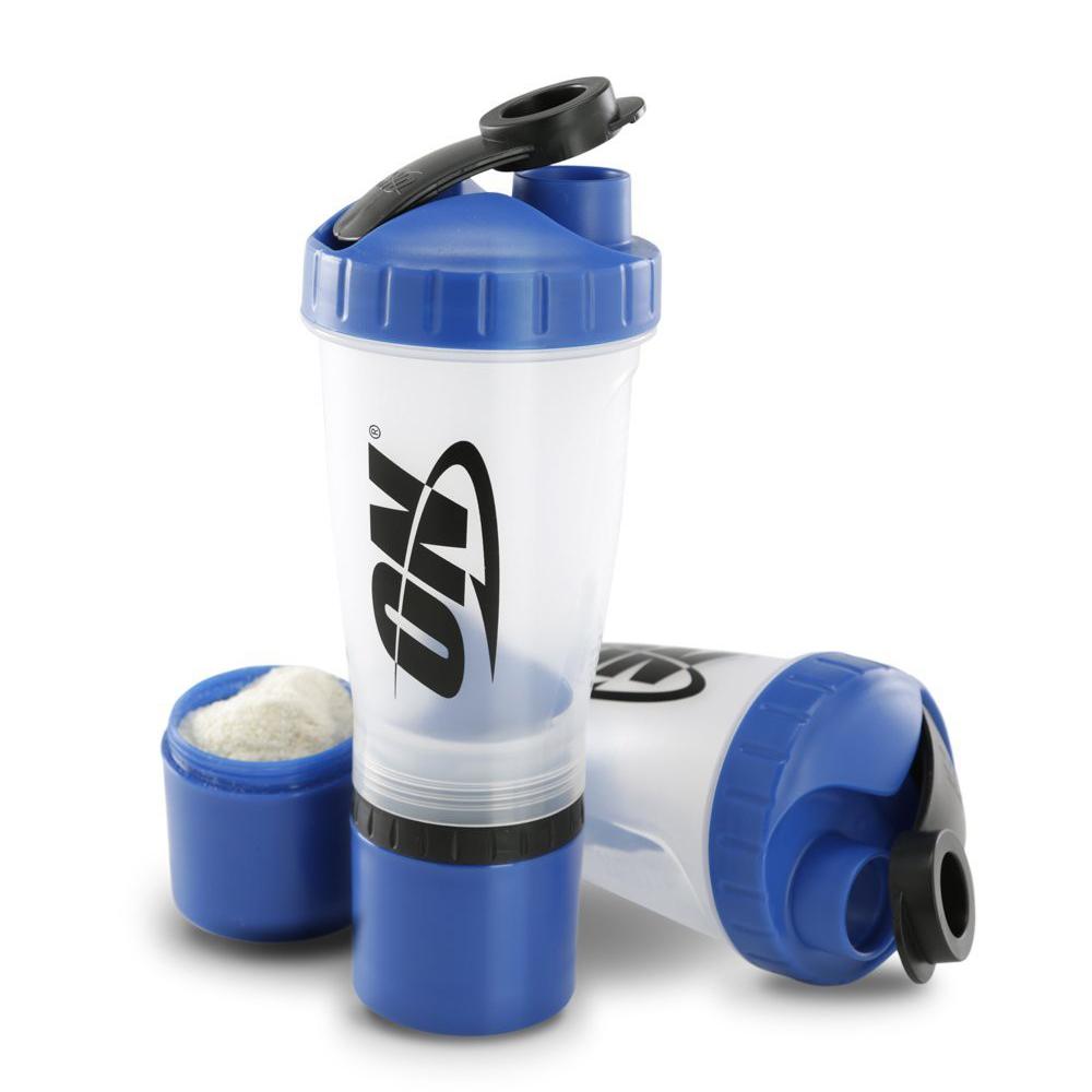 Шейкер двухкомпонентный True Strength Shaker Optimum Nutrition (600 мл)