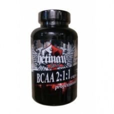 BCAA 2:1:1 Capcules Hetman Sport (60 капс)