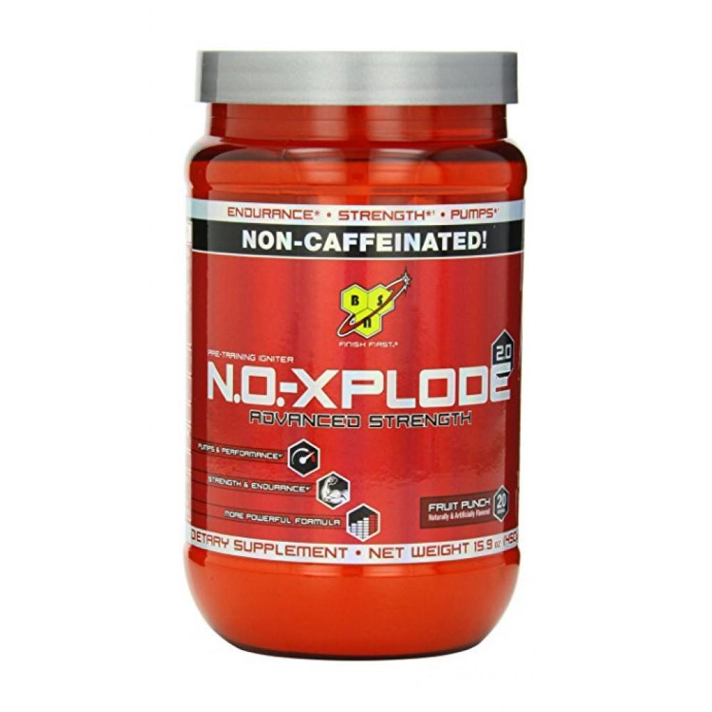 NO.-Xplode 3.0 Caffeine Free BSN (552 гр)