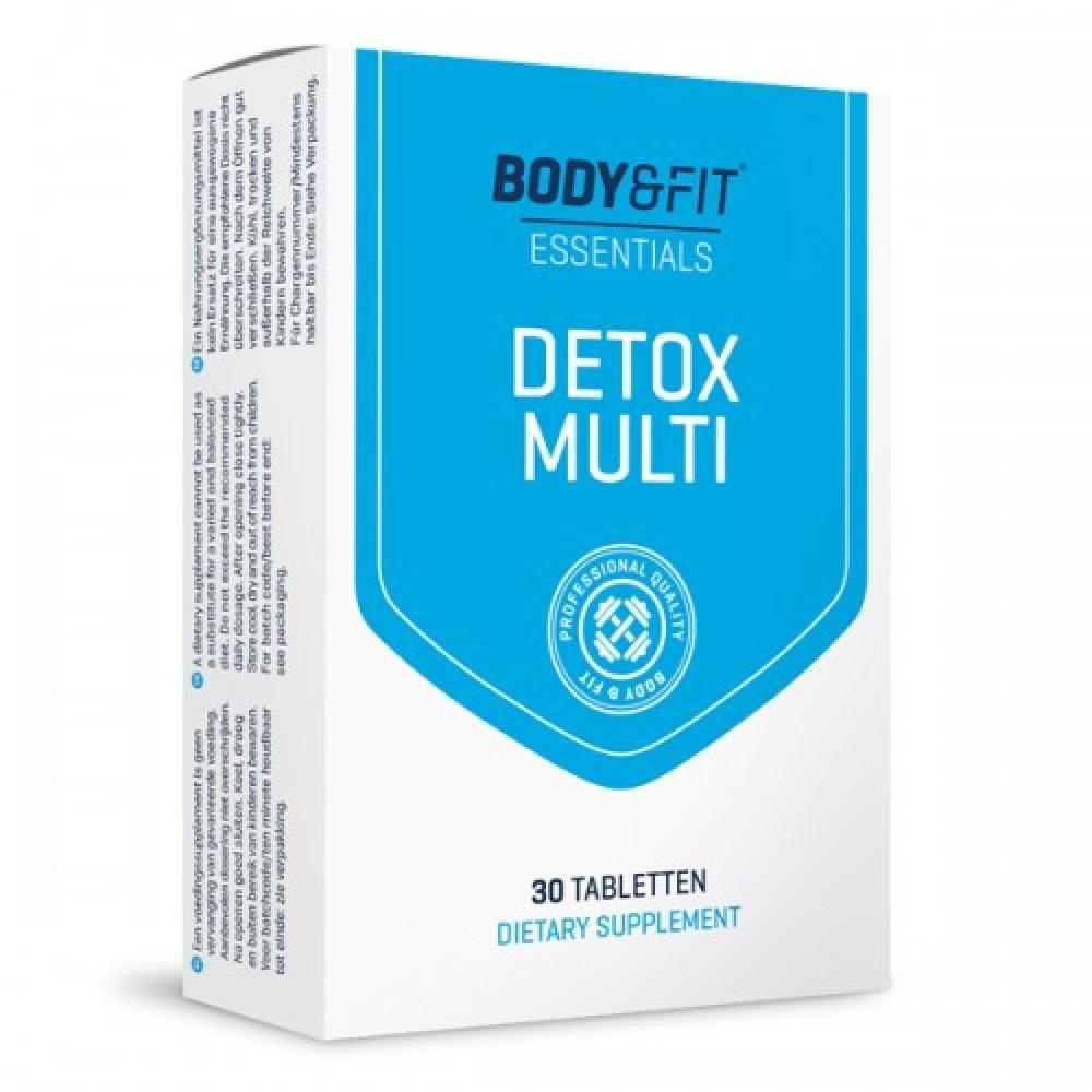 Detox Multi Body and Fit (30 табл)