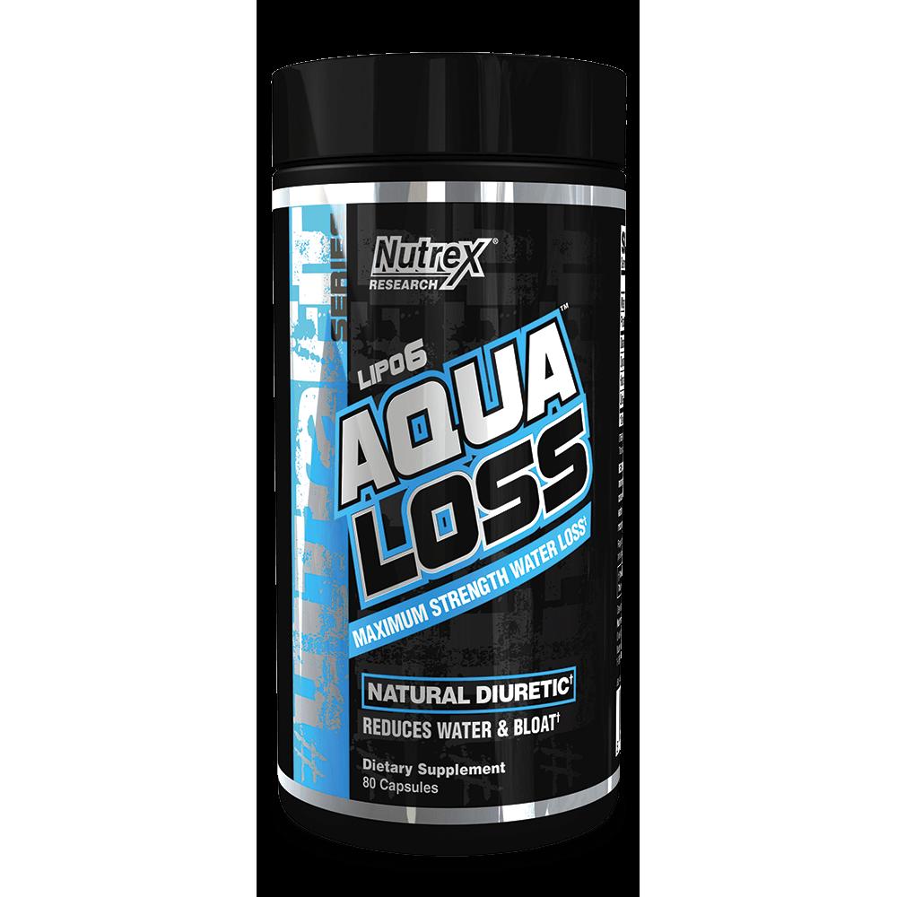 Aqualoss Nutrex Research (80 капс)