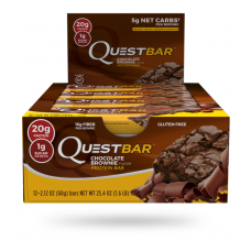 Quest Bar Chocolate brownie Quest Nutrition (60 гр)
