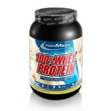 100% Whey Protein IronMaxx (900 гр)
