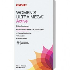 Women's Ultra Mega Active Gnc (90 капс)