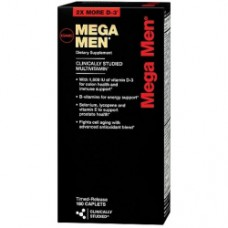 MEGA MEN   Gnc (180 капс)