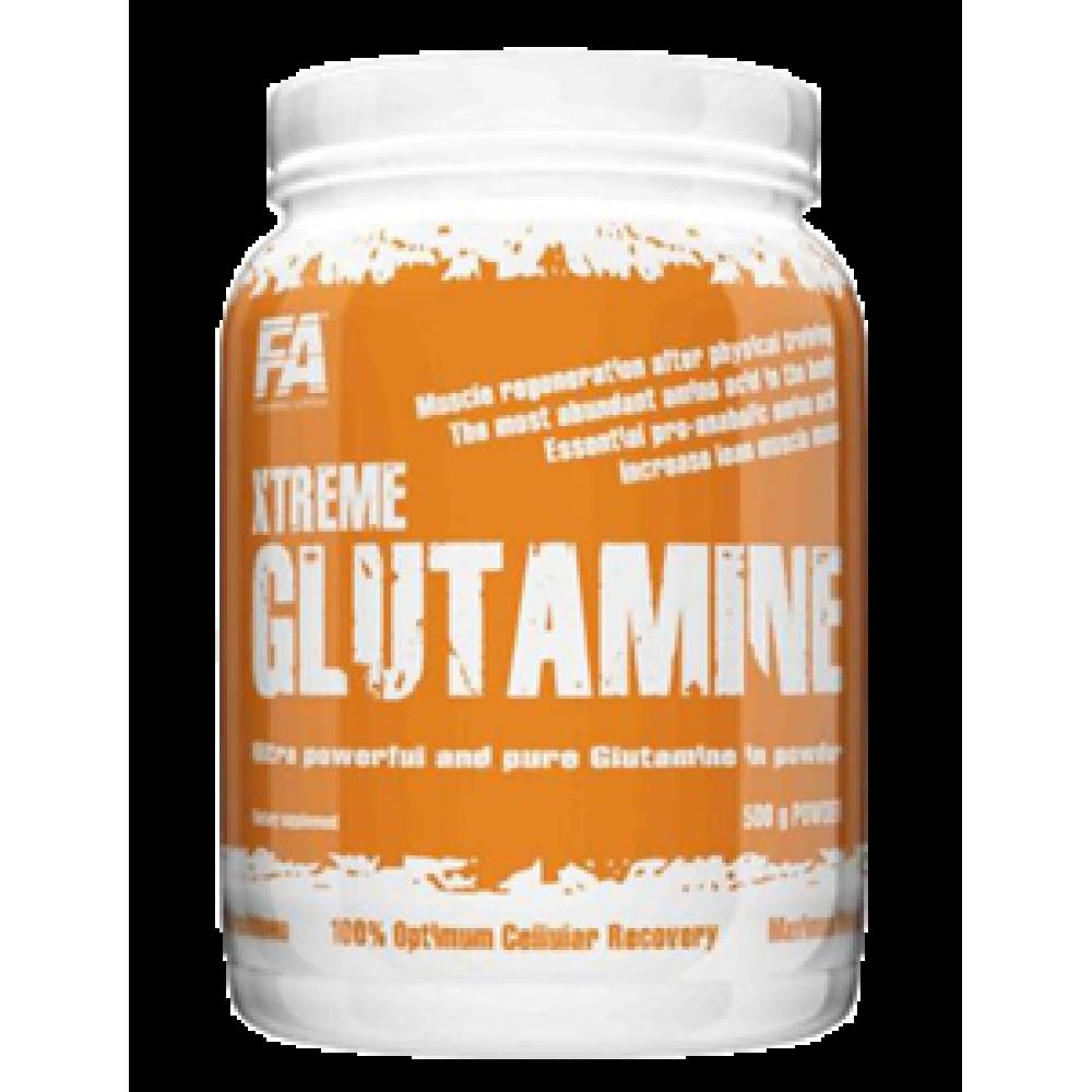 Xtreme Glutamine Fitness Authority (500 гр.)