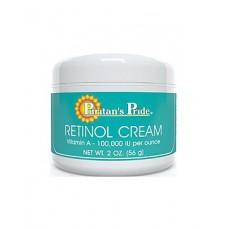 Retinol Cream (Vitamin A 100,000 IU Per Ounce)  60ml