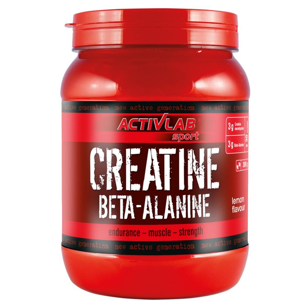 Креатин Creatine Beta-Alanine Activlab (300 г)