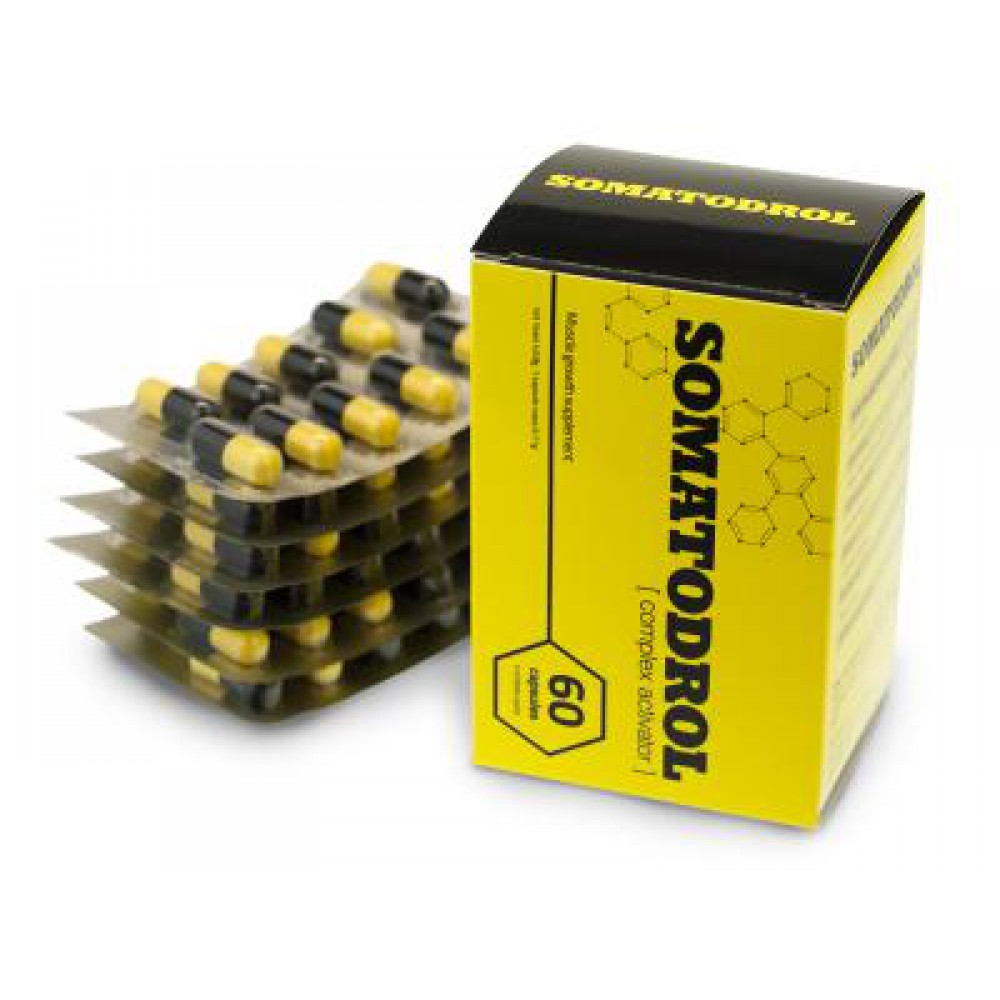 Somatodrol Iridium Labs (60 капс)