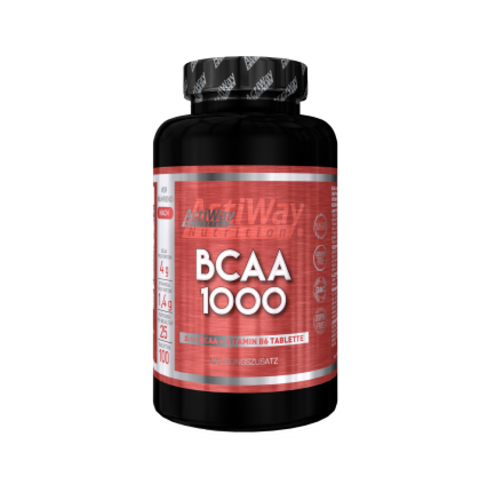 BCAA 1000 ActiWay (100 табл)