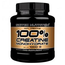 100% Pure Creatine Monohydrate Scitec Nutrition (1000 гр)