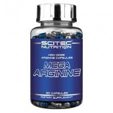 Mega Arginine Scitec Nutrition (90 капс)