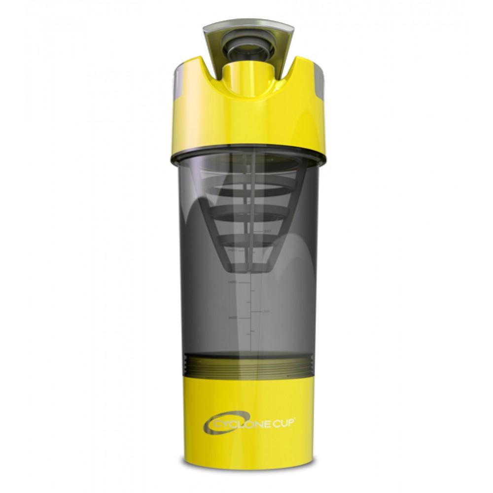 Шейкер Shaker Cup Cyclone Cup yellow (650 мл)
