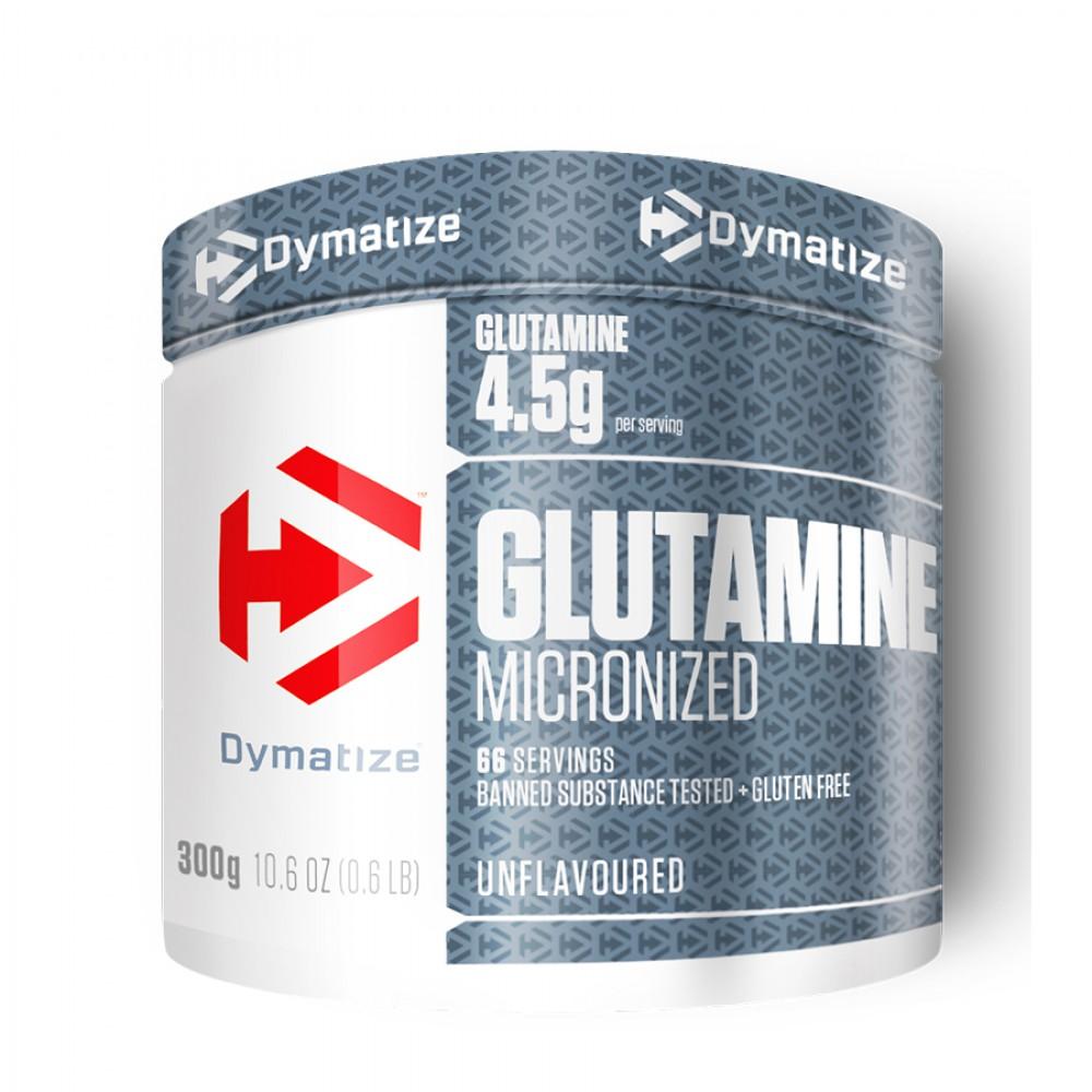 Glutamine Dymatize Nutrition (300 гр)