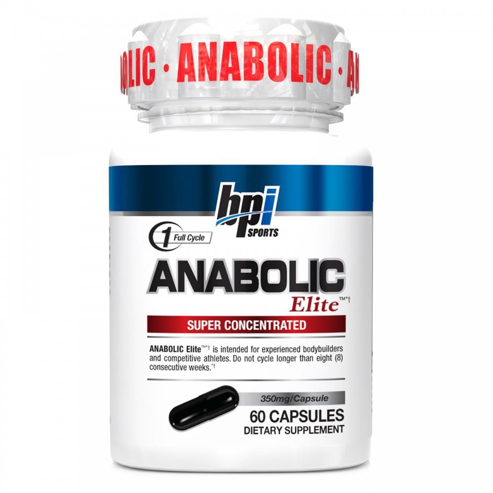 Anabolic Elite BPI Sports (60 капс)
