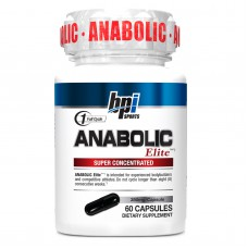 Anabolic Elite BPI Sports (60 капс)
