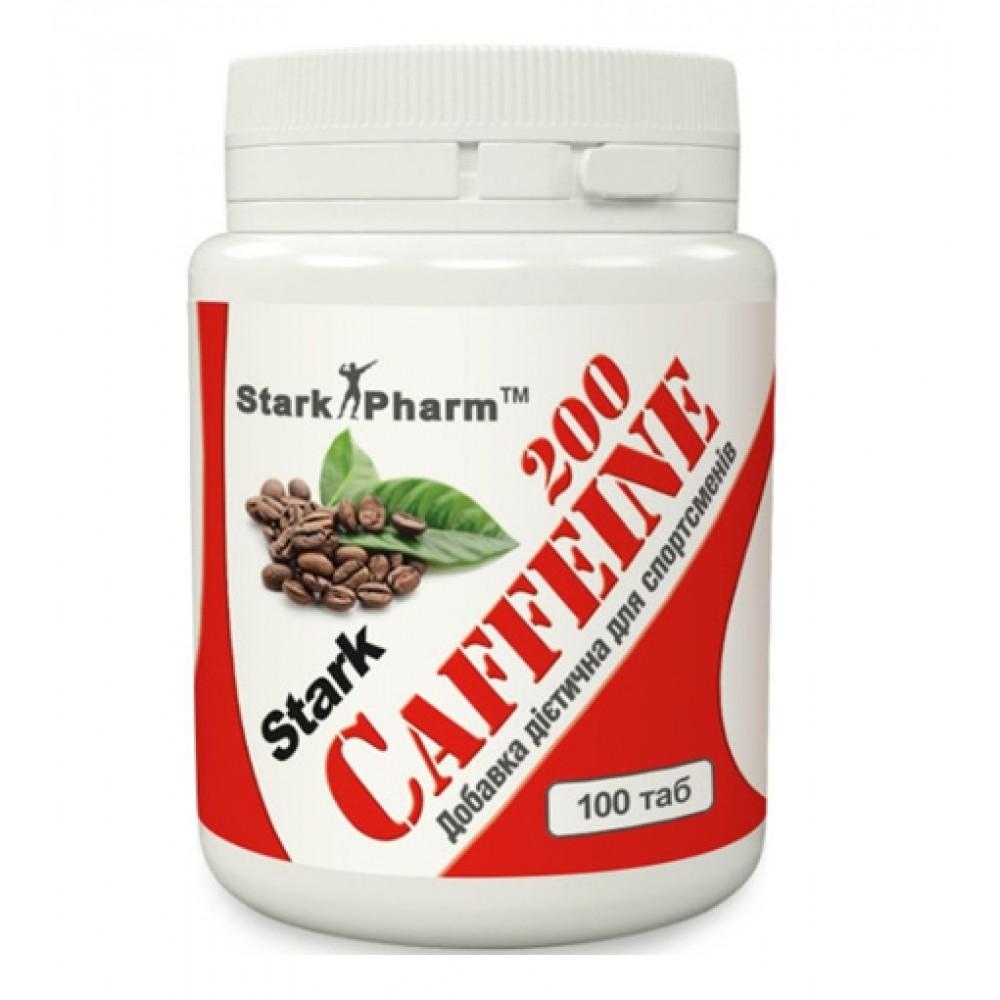 Caffeine 200 mg Stark Pharm (100 табл)