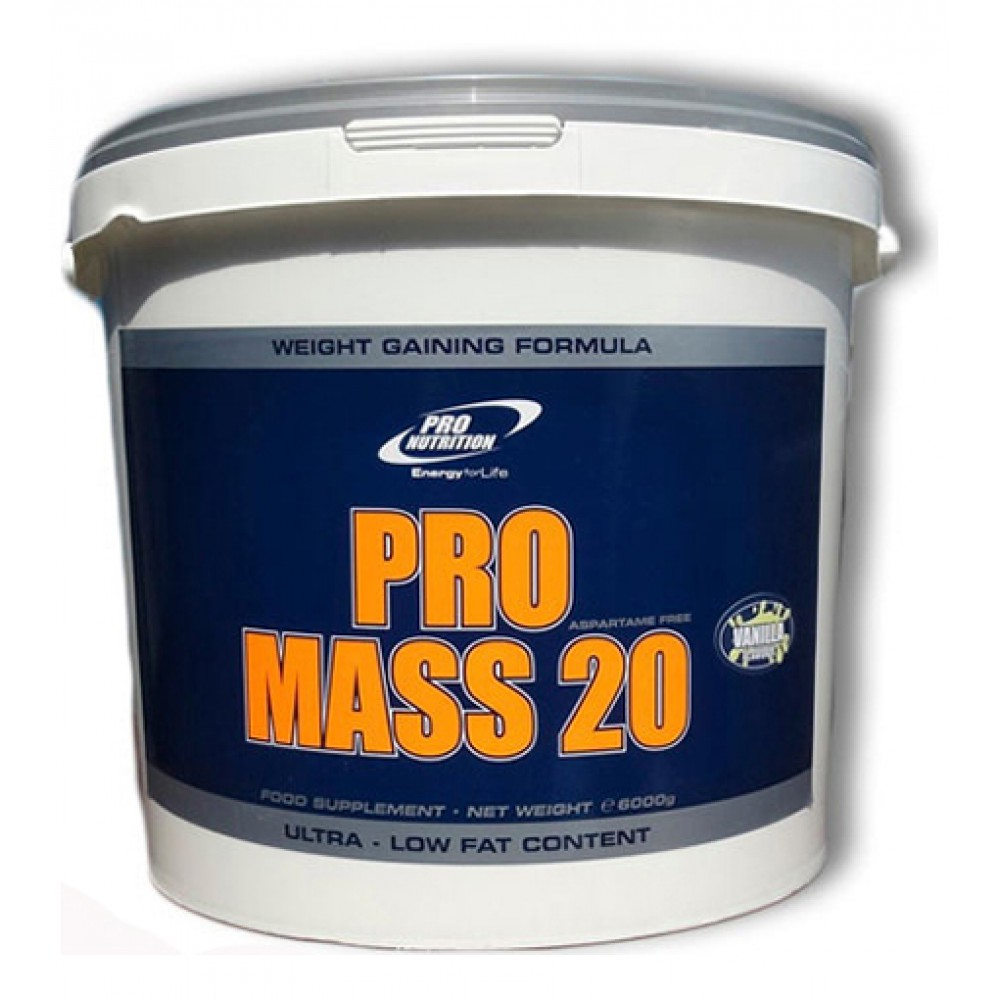 Pro Mass 20 Pro Nutrition (6000 гр)