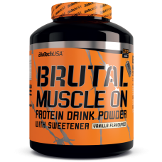 Brutal Muscle On Brutal Nutrition (908 гр)