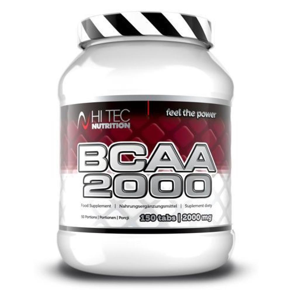 BCAA Mega Hi Tec Nutrition (150 табл)