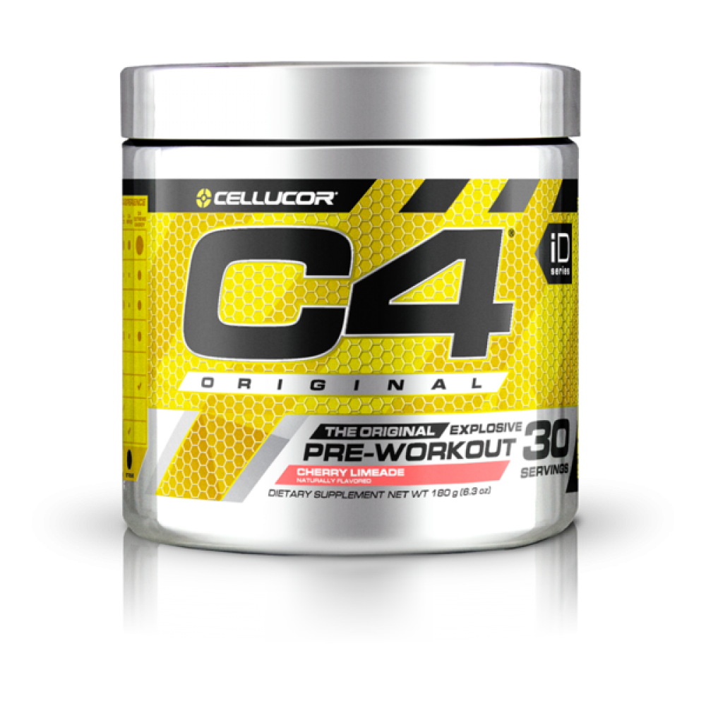 C4 Original New Cellucor (30 srev)