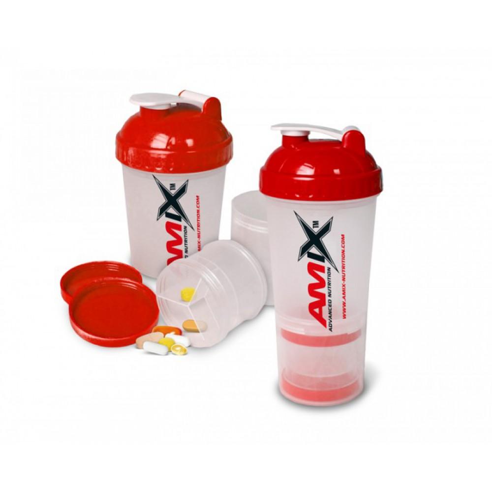 Shaker Monster Bottle NEW Amix Nutrition (750 мл)
