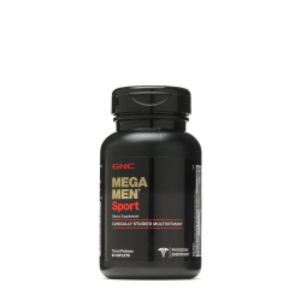 MEGA MEN SPORT Gnc (90 капс)