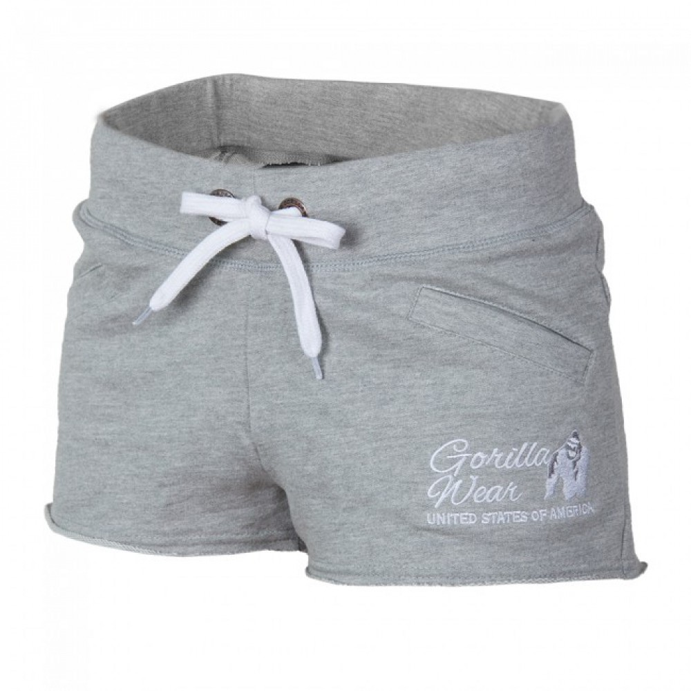 Шорты Jersey Sweat Gray