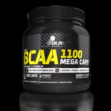 BCAA Mega Caps 1100 Olimp (300 капс)