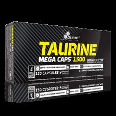 Taurine Mega Caps Olimp (120 капс)