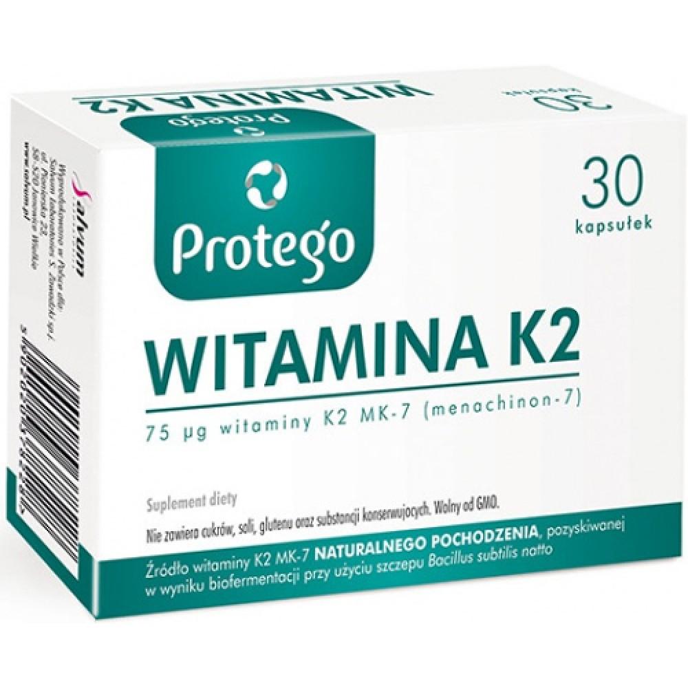 Protego Witamina K2 Salvum Lab (30 капс)