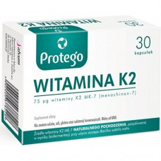 Protego Witamina K2 Salvum Lab (30 капс)