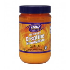 Creatine Monohydrate Micronized NOW (500 гр)