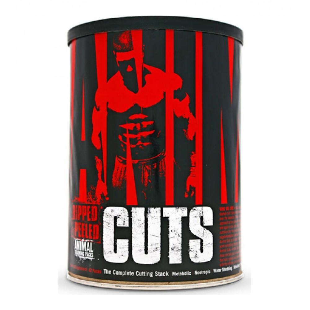 Animal Cuts Universal Nutrition (42 пак)