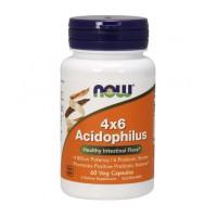Acidophilus 4X6 NOW (60 капс)