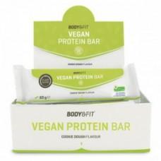 Батончики Vegan Protein Bars  Body and Fit  (45 гр)