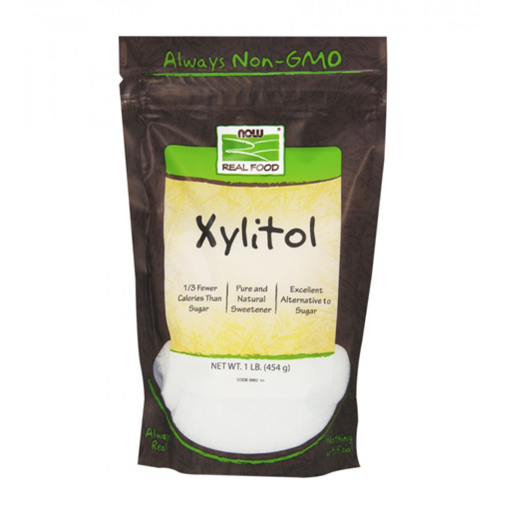Xylitol NOW (454 гр)