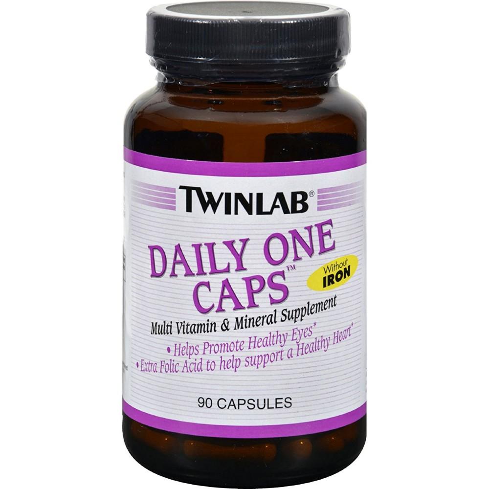 Витамины Daily One Caps Twinlab 90 капс