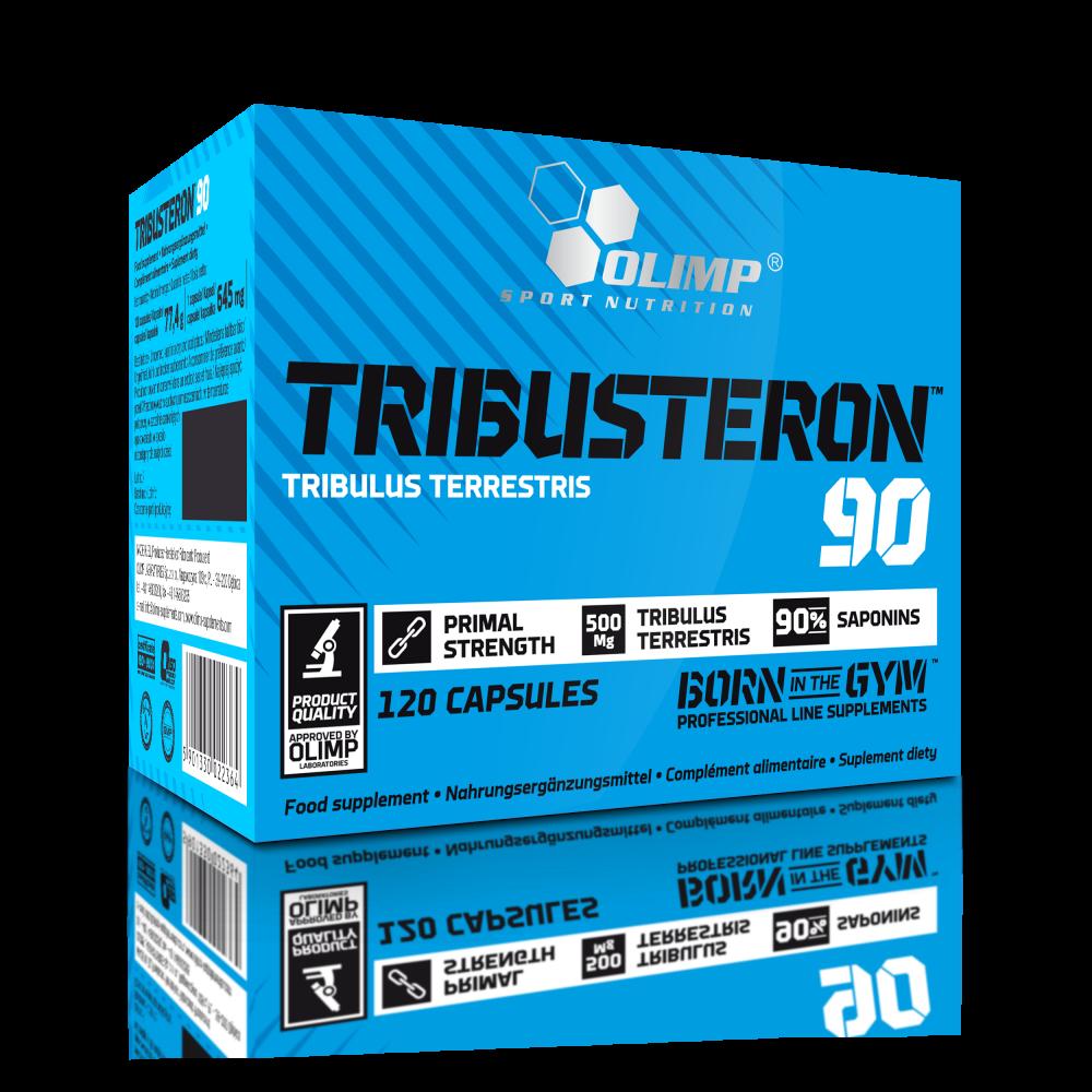 Tribusteron 90 Tribulus Olimp (120 капс)