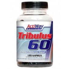 Tribulus-60 ActiWay (120 капс)